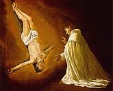Aparición del apóstol San Pedro a San Pedro Nolasco