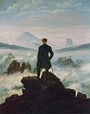 Caminante ante un Mar de Niebla