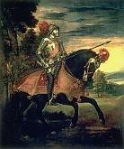 Carlos V a Caballo en Mühlberg