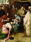La Adoración de los Reyes
