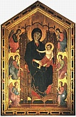 La Madonna Rucellai