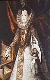 La Reina Margarita de Austria