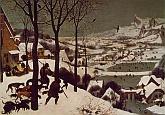 Los Cazadores en la Nieve