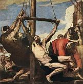 Martirio de San Bartolom�