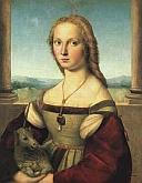 Mujer con Unicornio