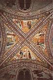 Pinturas Murales en la Iglesia de Asís