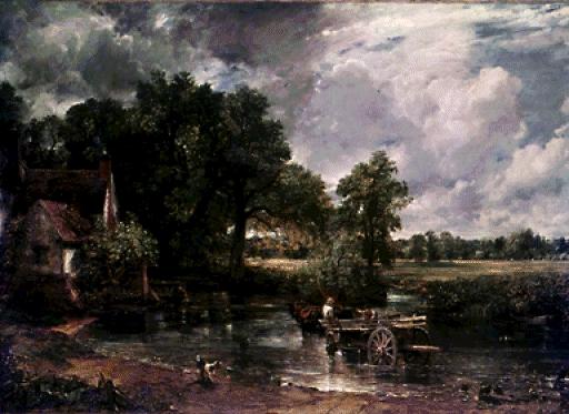 El Carro De Heno Constable