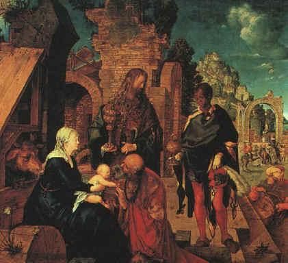 ... 1528 la adoración de los magos 1504 galeria de los uffizi florencia